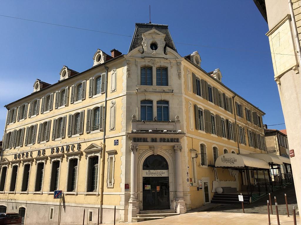 © Collection Tourisme Gers/Hôtel de France
