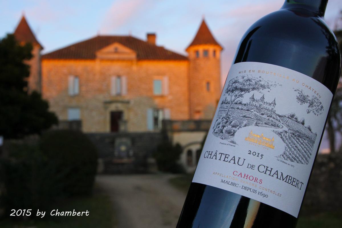 © Château de Chambert