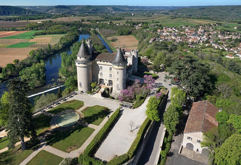 © © Château de Mercuès