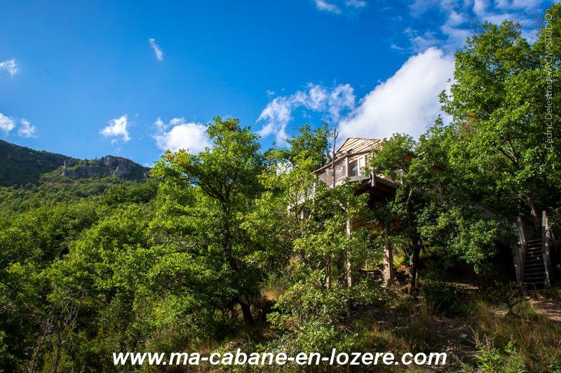 © Ma cabane en Lozere