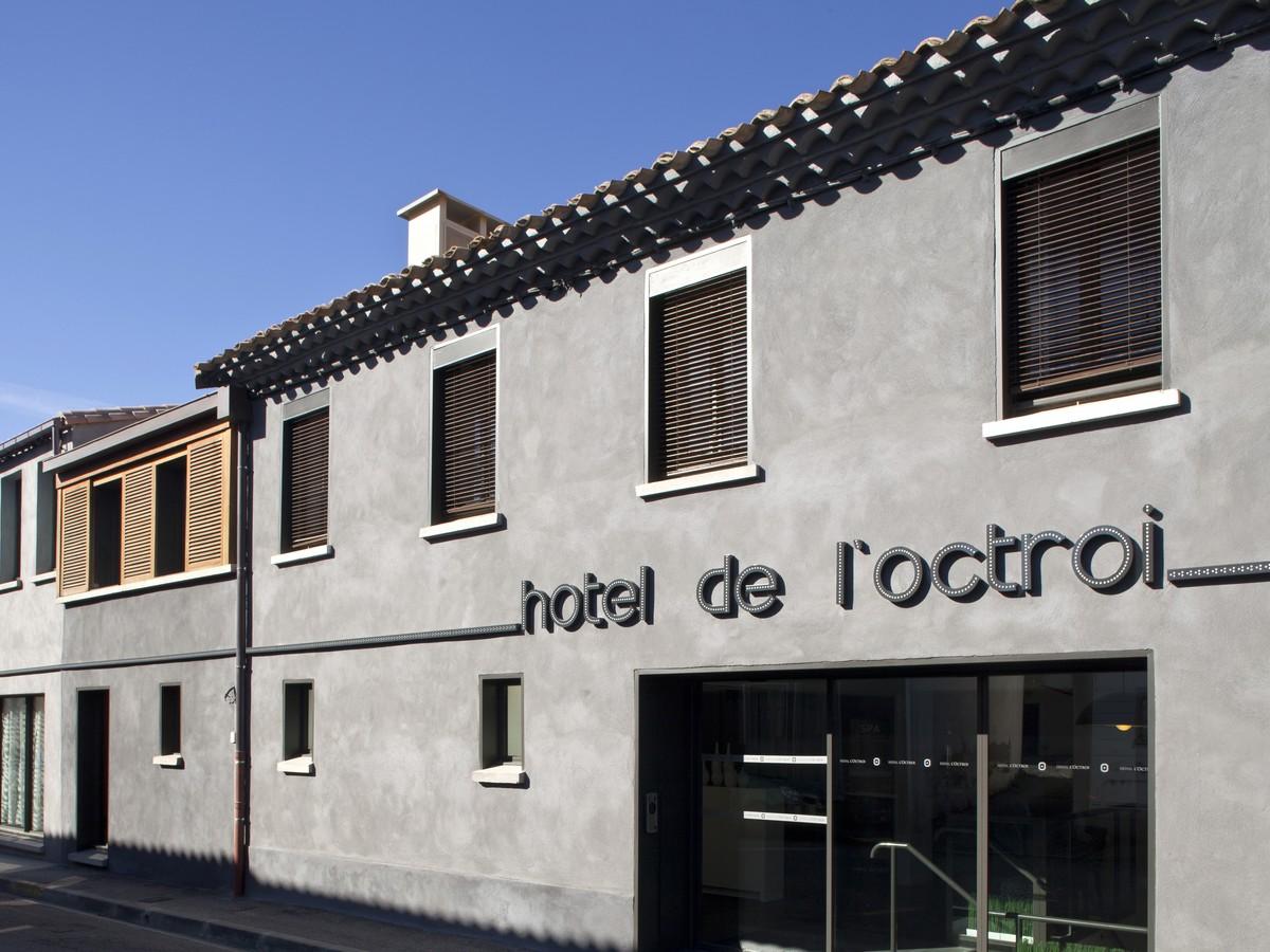© Hôtel de l'Octroi - Stéphane Rives