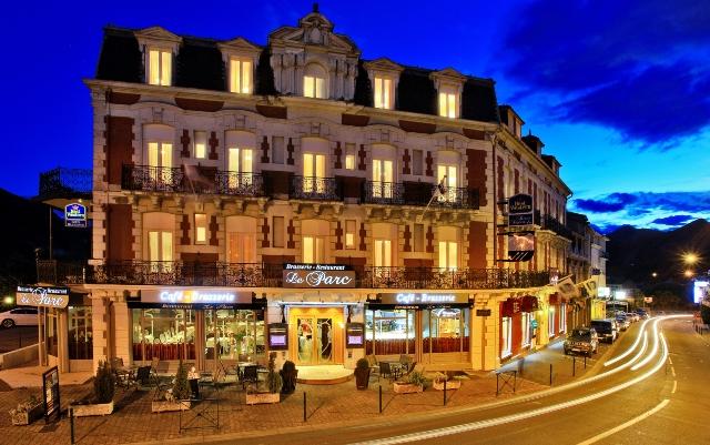 © Lourdes hotel Beausejour