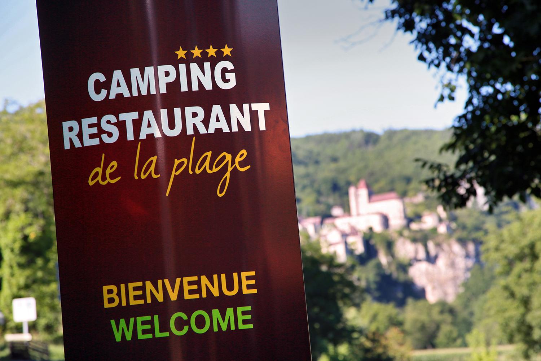© Camping de la Plage