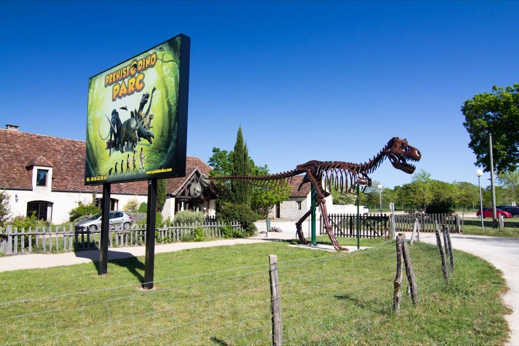 © Préhisto-Dino Parc