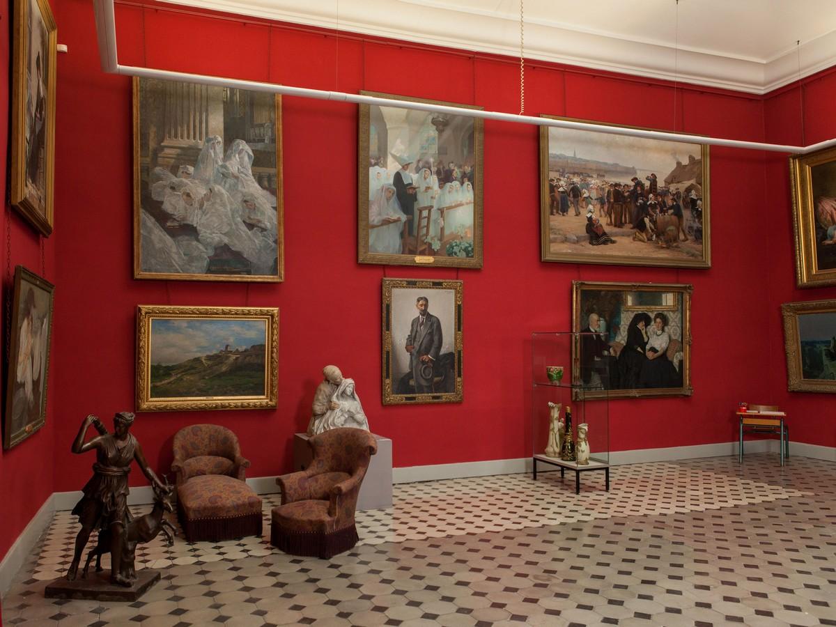 © Conservation départementale des musées - images bleu sud – P. Benoist