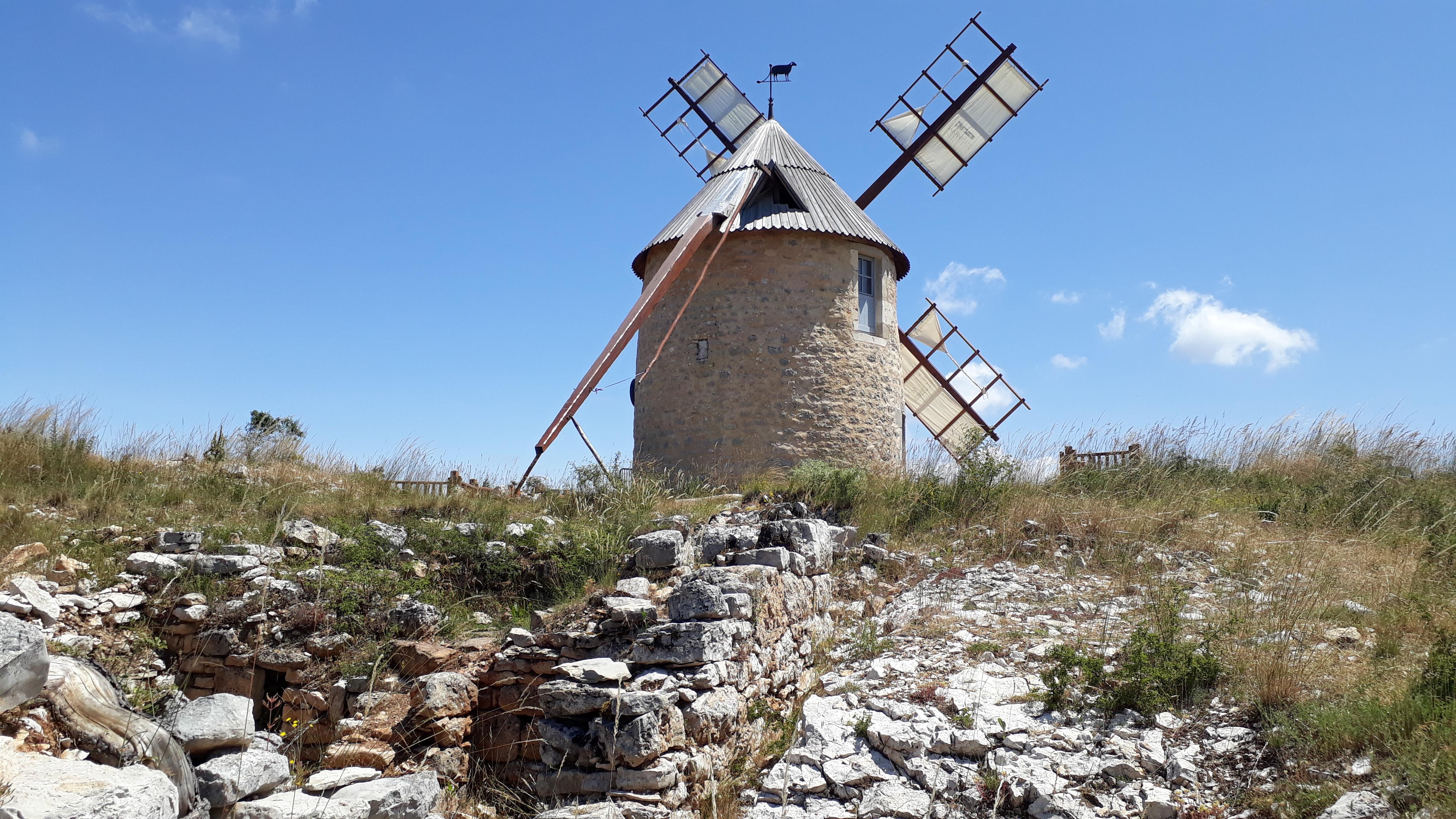 © Moulin de la Borie