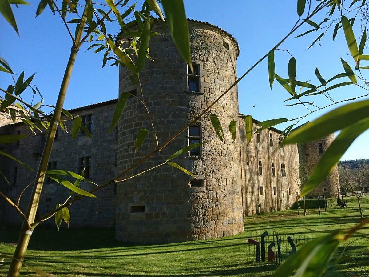 © Château des Ducs de Joyeuse